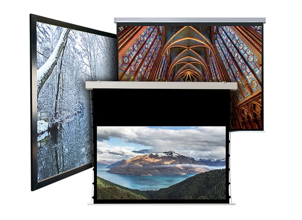 HLG international - Projection Screens